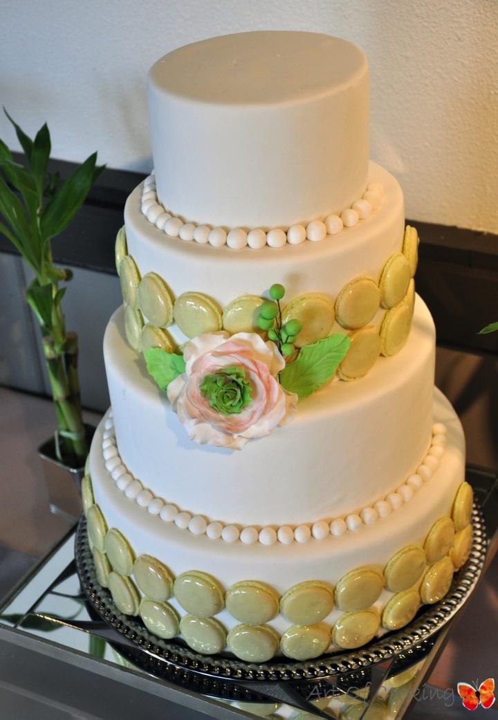 Elegant Wedding Cakes Design