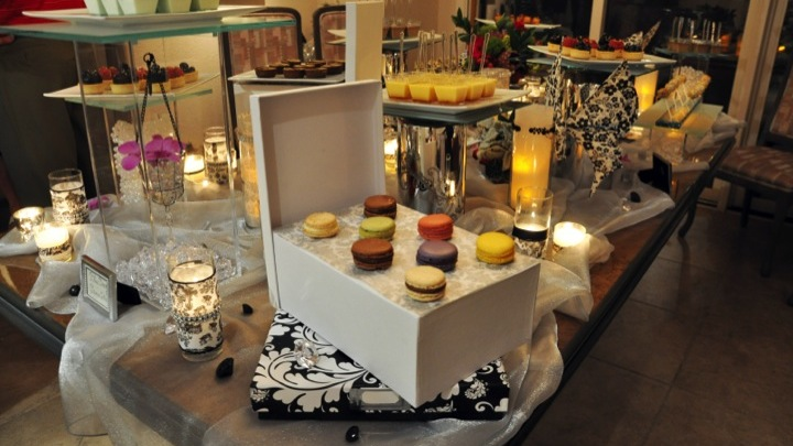 Dessert Station for private party