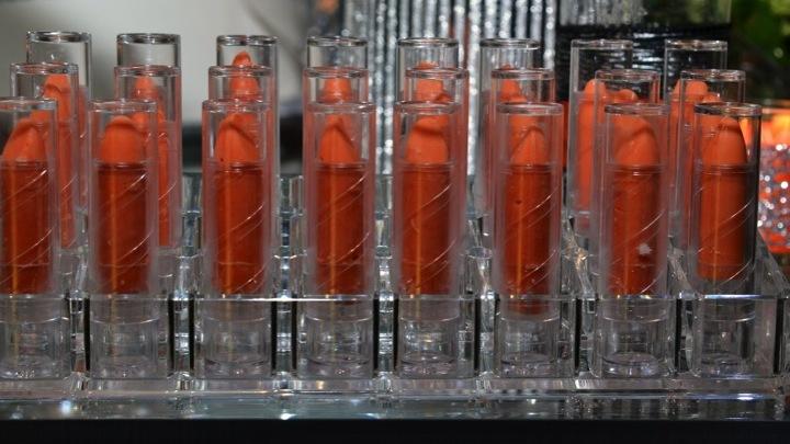 Orange Chocolate Lipstick